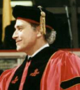 Image: Jose Carreras receiving his honorary degree at Rutgers University